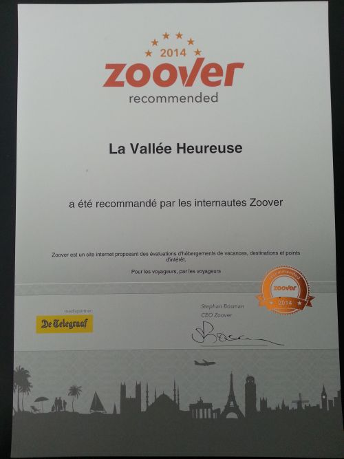 Zoover 2014 500