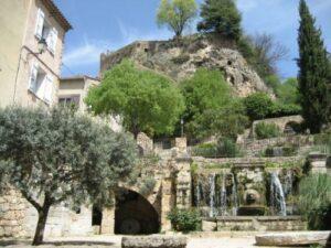 Villages de Provence : Barjol