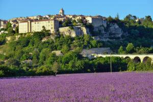 Villages de Provence : Sault