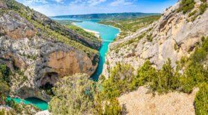 Parcs Naturels Régionaux de Provence : PNR du Verdon